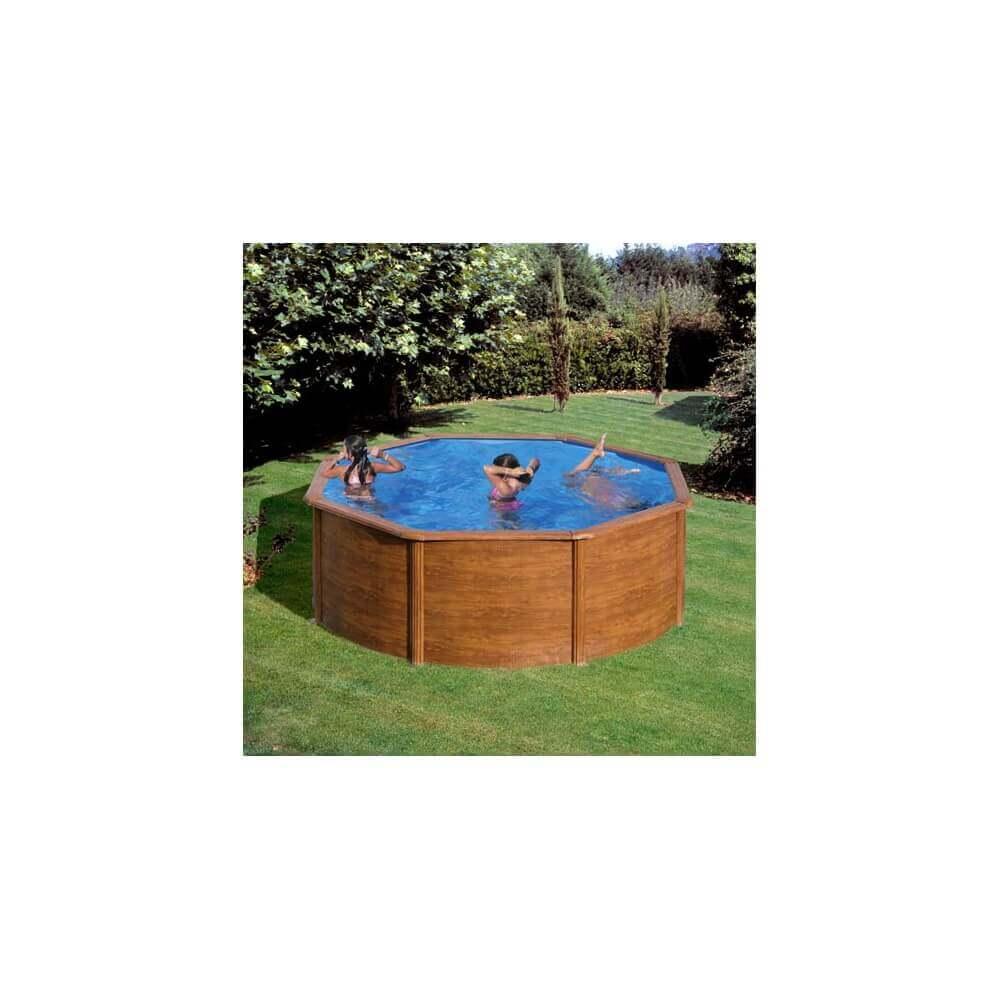 piscine hors sol gre pacific 350 350 h120 cm kit350w mypiscine. Black Bedroom Furniture Sets. Home Design Ideas