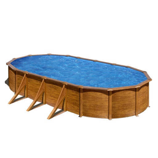 Piscine hors sol pacific 730 x 375 h120 cm kit730w mypiscine for Piscine hors sol filtre a sable