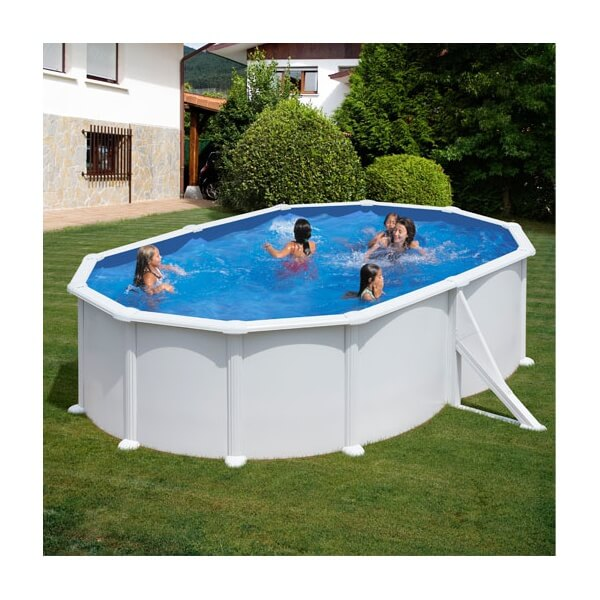 Piscine hors sol gr atlantis 500 x 350 x h132 cm for Atlantis piscine