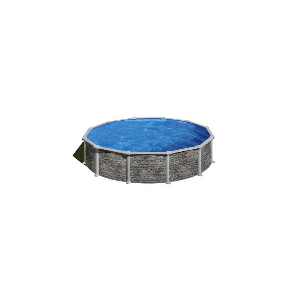 piscine hors sol gr c rcega kitpr558po mypiscine. Black Bedroom Furniture Sets. Home Design Ideas