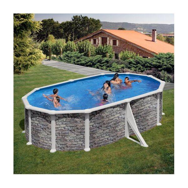 piscine hors sol gr c rcega kitprov518po mypiscine. Black Bedroom Furniture Sets. Home Design Ideas