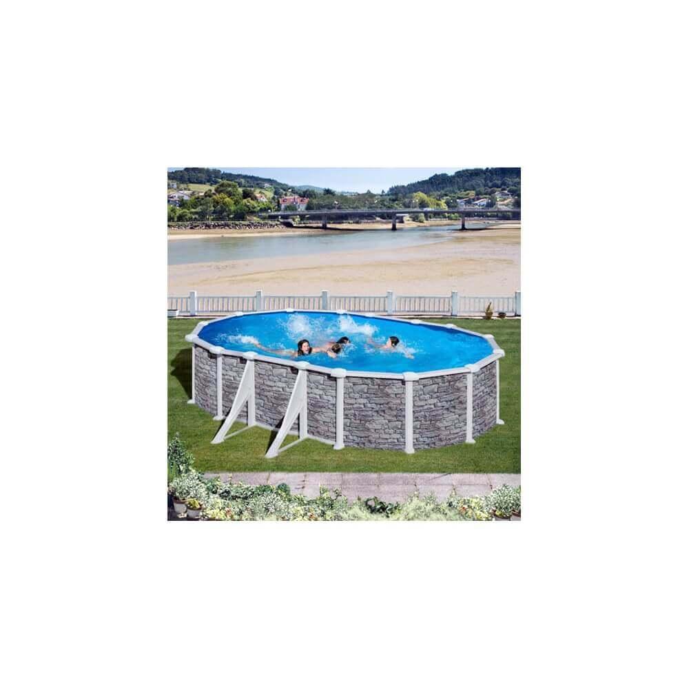 Piscine hors sol gr c rcega kitprov618po mypiscine - Filtre a sable piscine hors sol ...