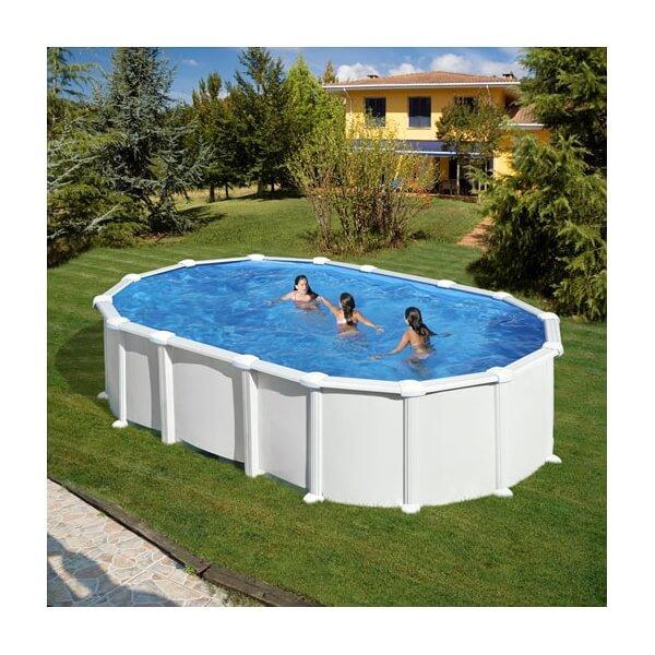 Piscine hors sol gre haiti kitprov6188 610 x 375 h132 for Filtre piscine hors sol