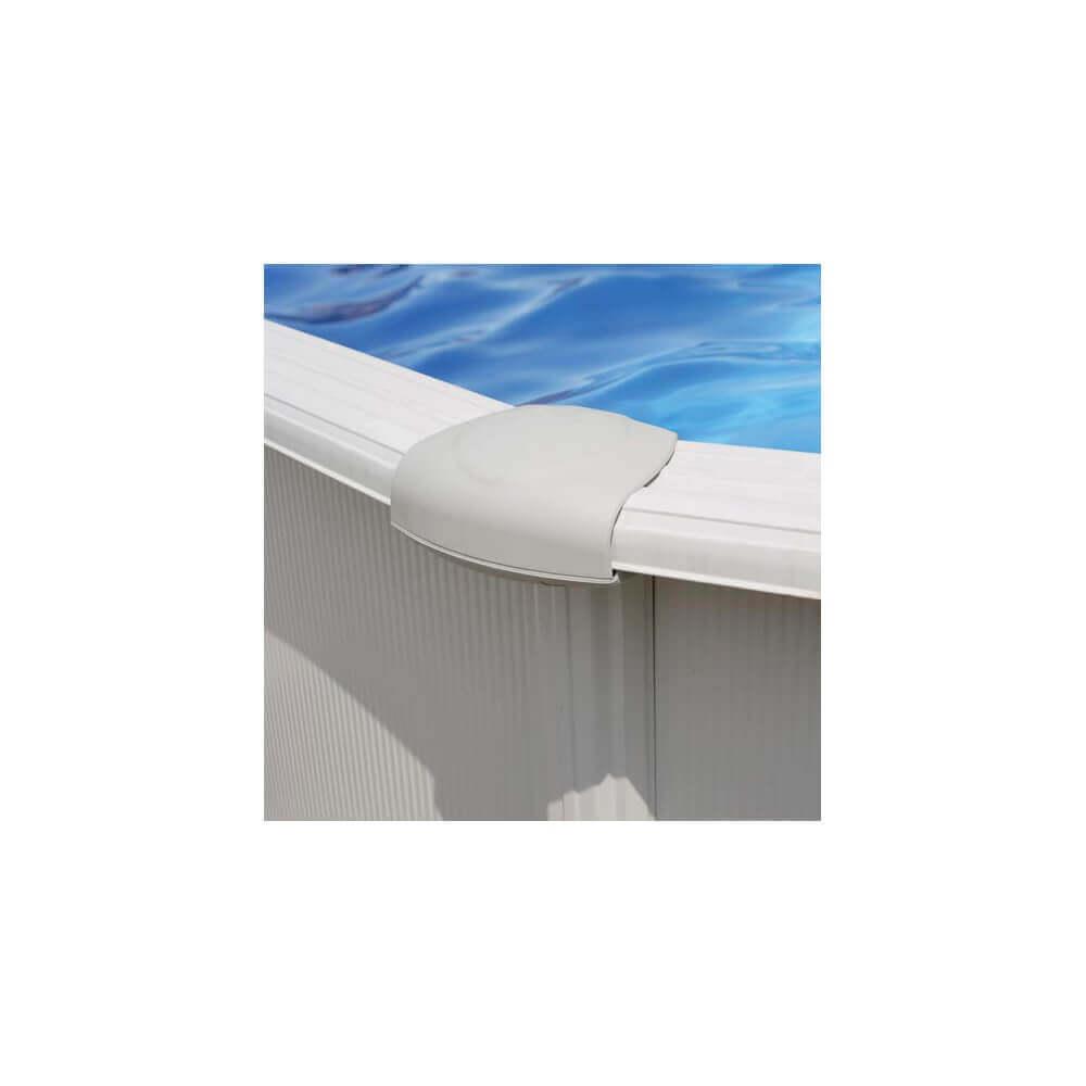 Piscine hors sol gr haiti kitprov8188 810 x 470 h132 for Sable sous piscine hors sol