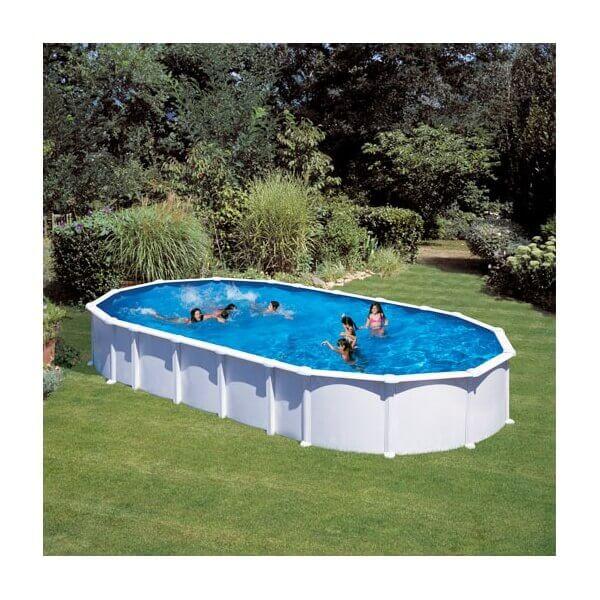 Piscine hors sol gr haiti kitprov9188 915 x 470 h 132 for Branchement filtre a sable piscine hors sol