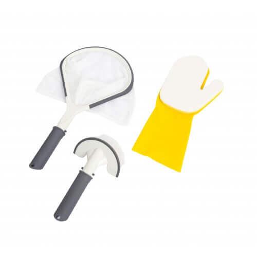 Set de nettoyage 3 pièces pour spa