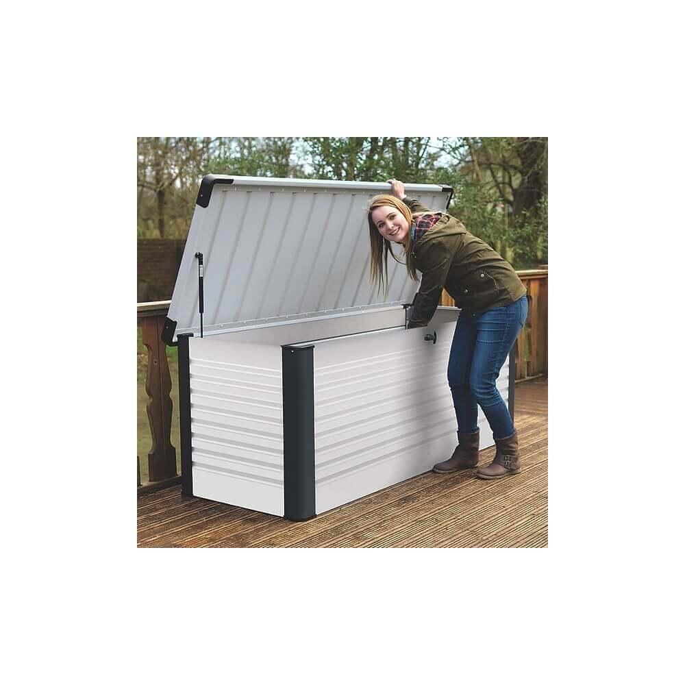 coffre de rangement design patiobox s mypiscine On rangement piscine design