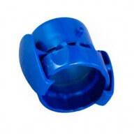 Connecteur rapide bleu