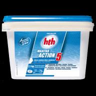 Maxitab  135g Action 5  HTH - 2,7Kg