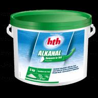 ALKANAL POUDRE (remonte l'alcalinité de l'eau) HTH - 5Kg