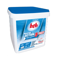 Maxitab 200g Action 5  EASY sachet hydrosoluble HTH - 5Kg