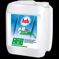 pH Moins Liquide - 54% HTH - 10L