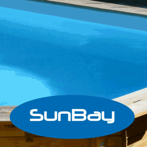 liner pour piscine sunbay cannelle 551 x 351 x cm mypiscine. Black Bedroom Furniture Sets. Home Design Ideas