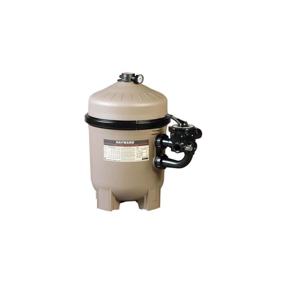 Filtre diatom es hayward pro grid de3620 16 m3 h mypiscine for Diatomee piscine