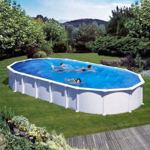 Piscine hors sol gre haiti kitprov10288 1000 x 550 h132 for 1000 piscine