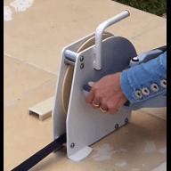 Dérouleur avec insert métallique pour Droopi et Vektor
