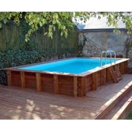 Piscine Marbella - 400 x 250 x H119 cm