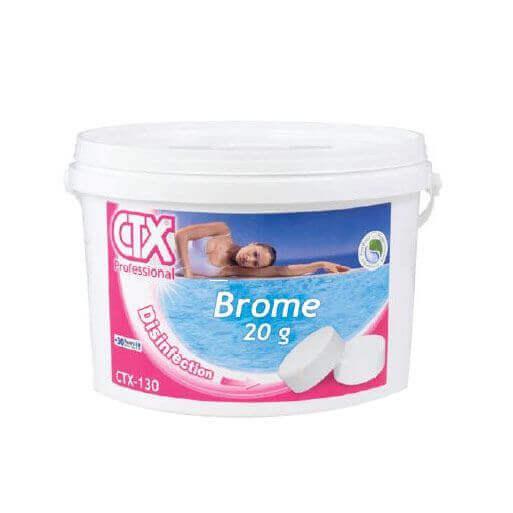 Brome CTX 130 - 5 Kg (pastilles de 20 gr)