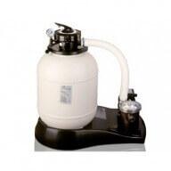 Kit de filtration GRE 10 m3/h pour piscine hors-sol