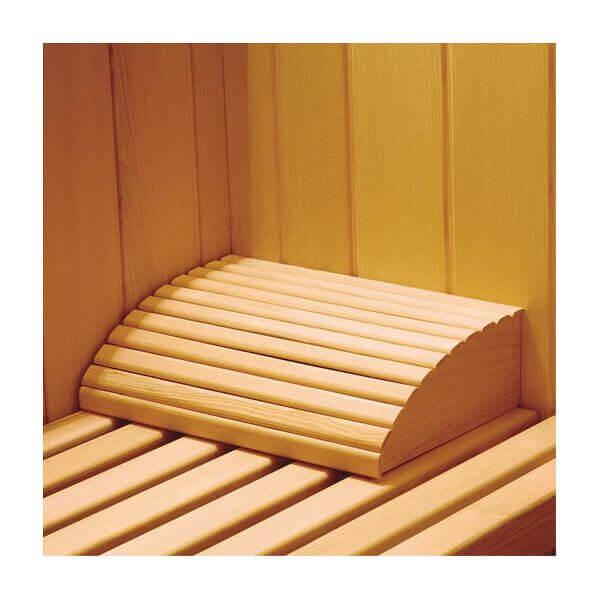 appui t te pour sauna mypiscine. Black Bedroom Furniture Sets. Home Design Ideas