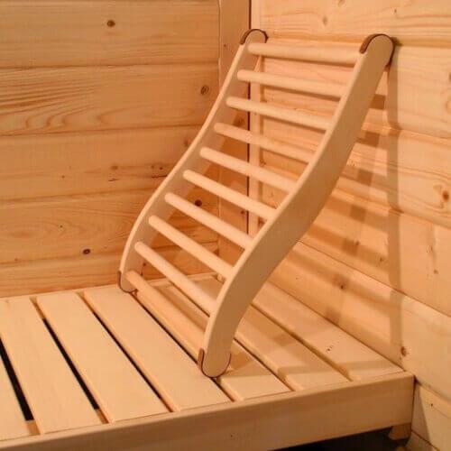 Dossier confort pour France Sauna sauna