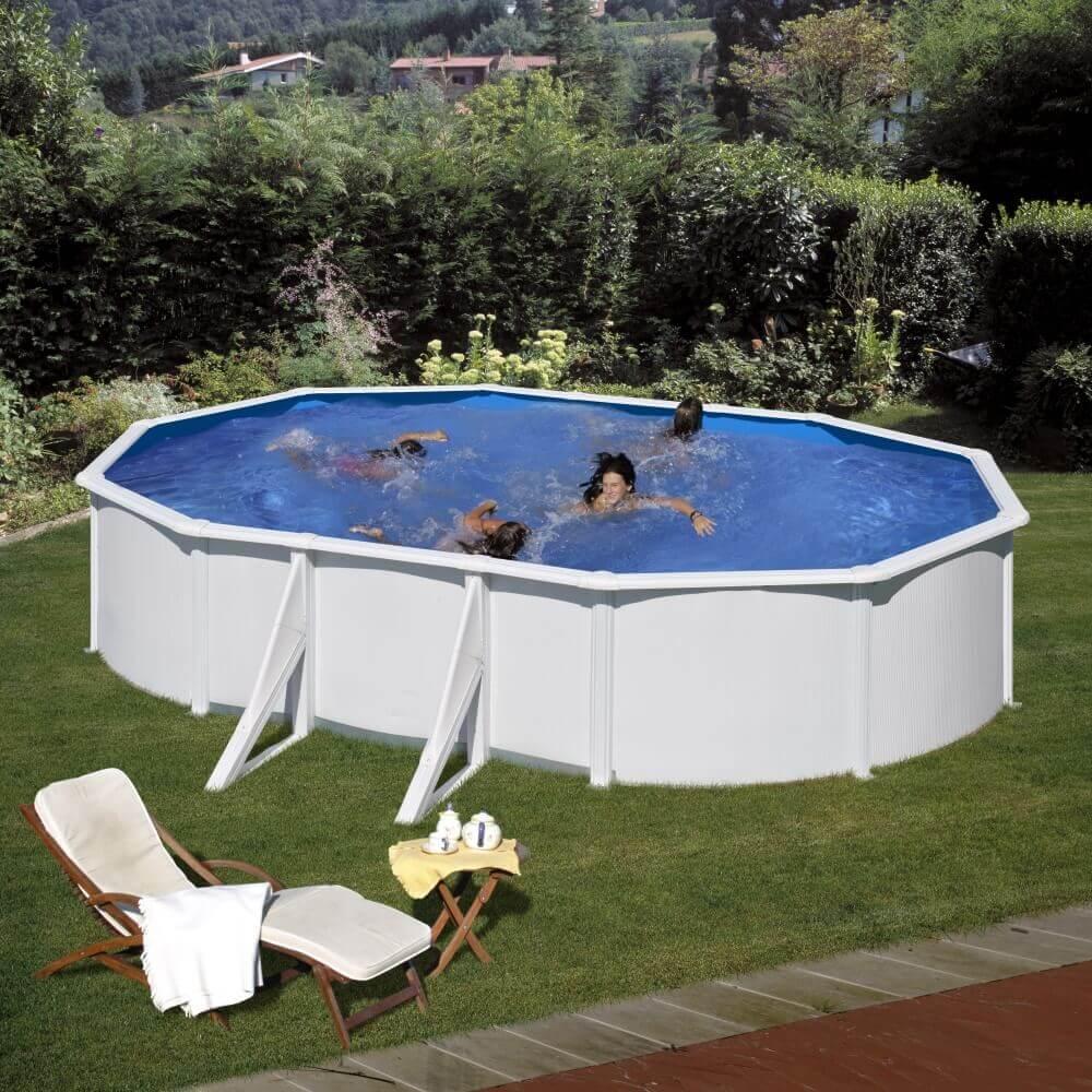piscine hors sol gre fidji 500 x 300 h120 cm kit500eco mypiscine. Black Bedroom Furniture Sets. Home Design Ideas