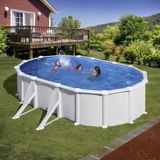 piscine hors sol gr atlantis 500 x 300 x h132 cm. Black Bedroom Furniture Sets. Home Design Ideas