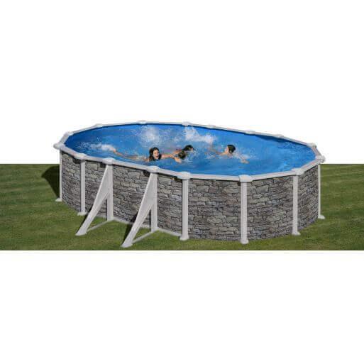 piscine hors sol gr c rcega kitprov508po mypiscine. Black Bedroom Furniture Sets. Home Design Ideas