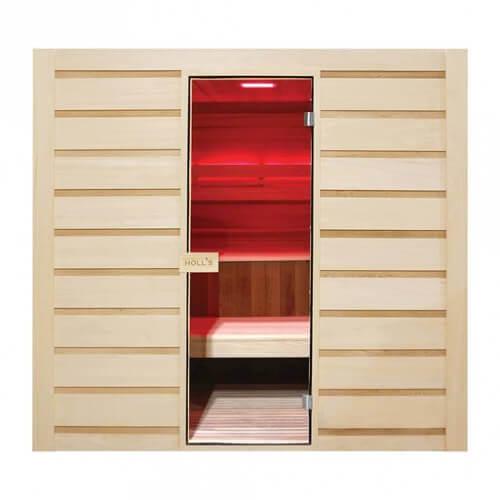 Sauna Eccolo 6 places Basse Consommation