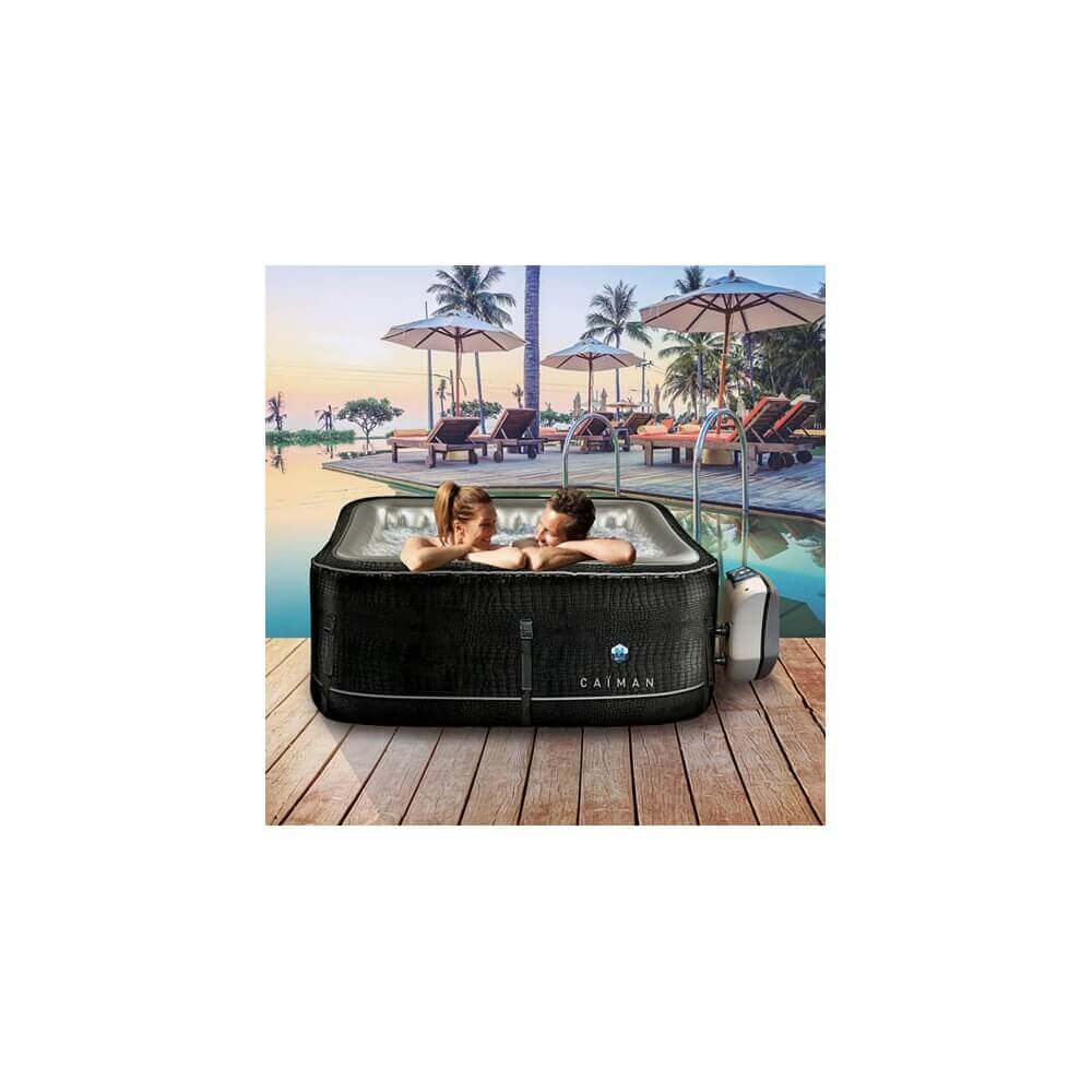 spa gonflable netspa ca man 4 places mypiscine. Black Bedroom Furniture Sets. Home Design Ideas