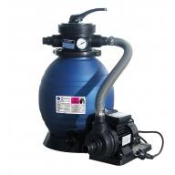 Groupe de filtration 4m3/h sans préfiltre