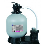 Groupe de filtration 6m3/h