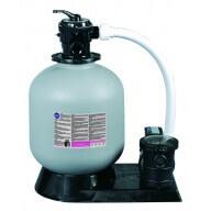 Groupe de filtration 8m3/h