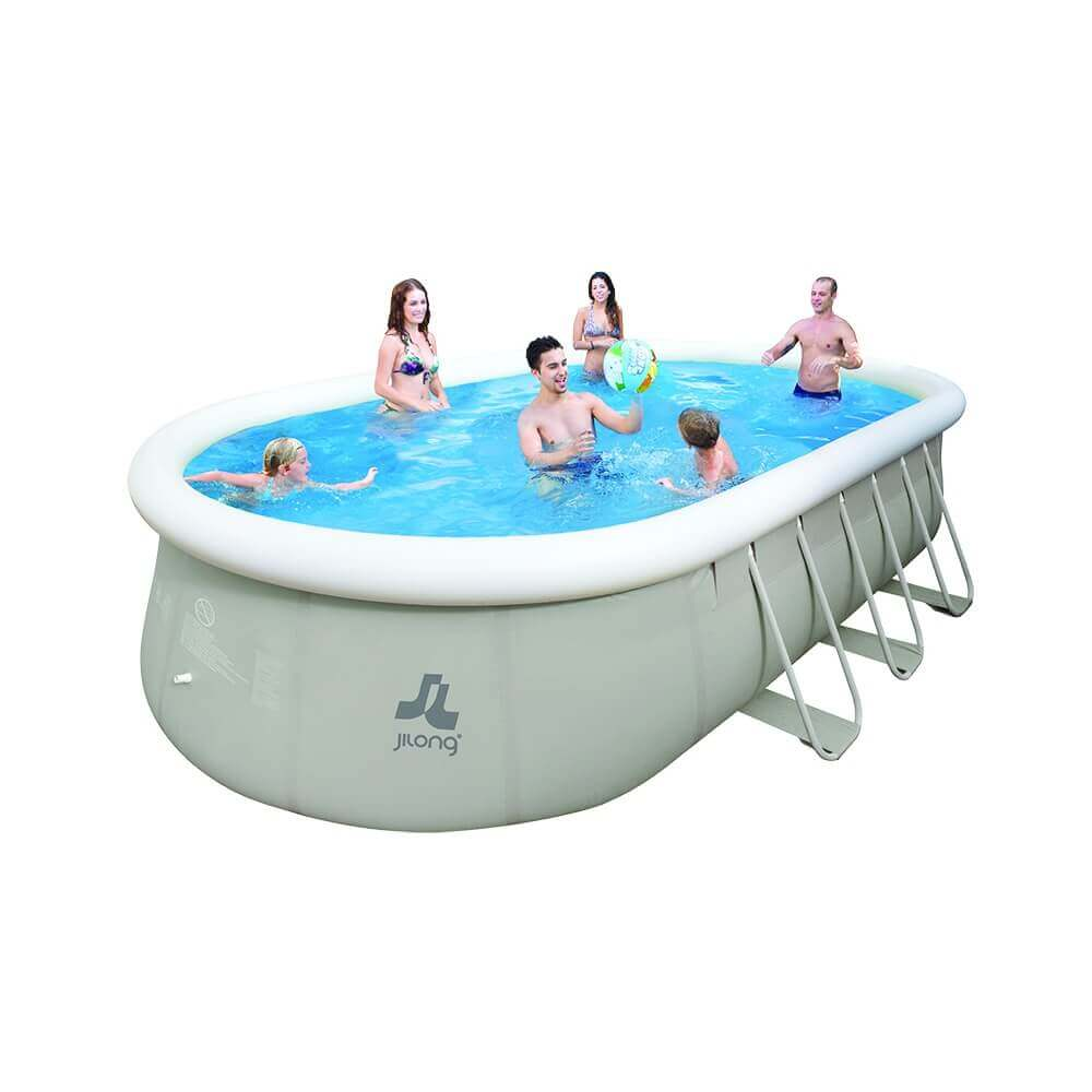 piscine autoportante chinook 610 x 360 cm mypiscine. Black Bedroom Furniture Sets. Home Design Ideas