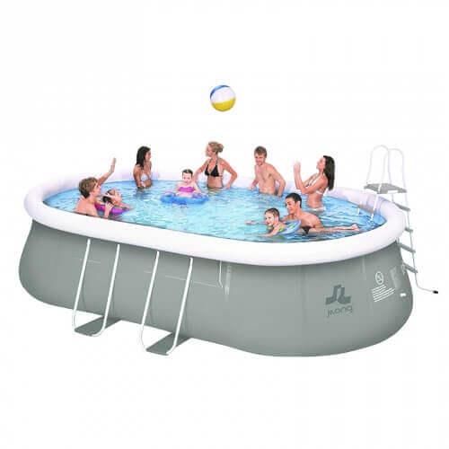 piscine autoportante chinook 732 x 360 cm mypiscine. Black Bedroom Furniture Sets. Home Design Ideas