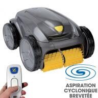 Robot de piscine Zodiac Vortex OV3500 avec télécommande + chariot