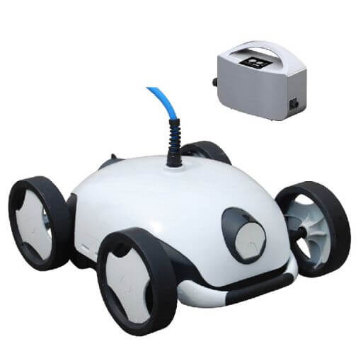 robot piscine bestway