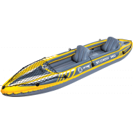 Kayak gonflable Zray Ste Croix 360 - 2 personnes