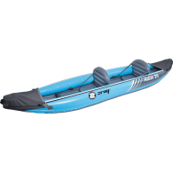 Kayak gonflable Zray Roatan 376 - 2 personnes