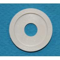 Rondelle Plastique Blanche Pour Vis de Roue (à l'unité)