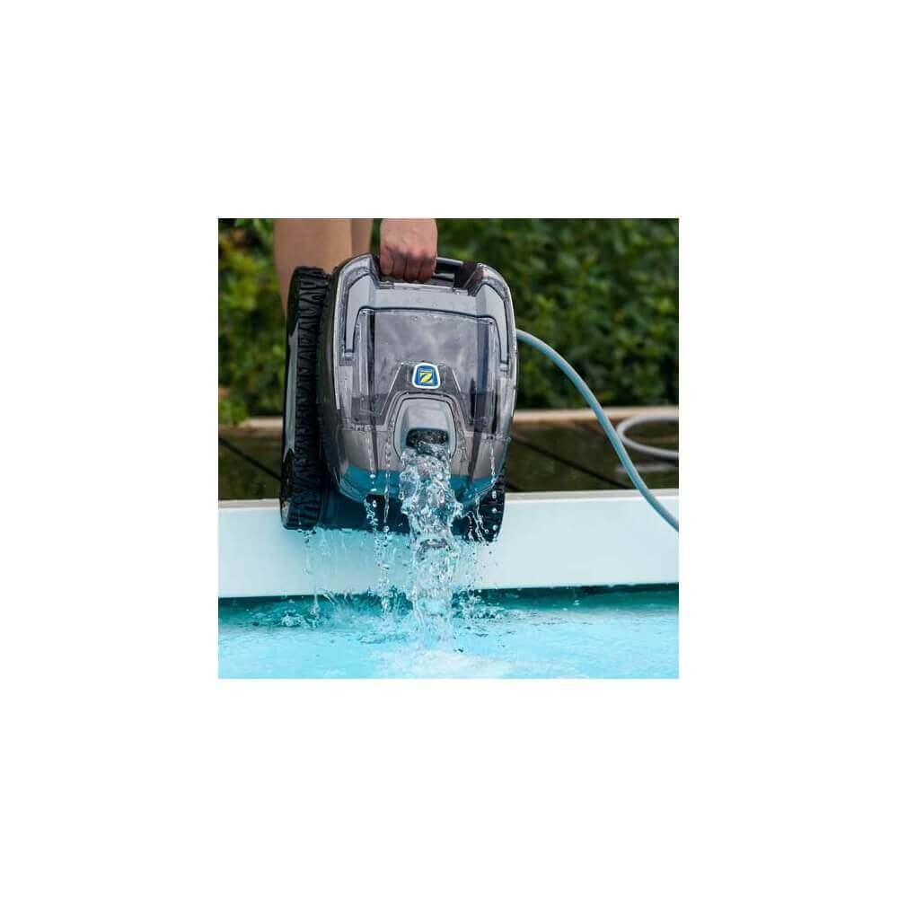 Robot de piscine zodiac tornax ot3200 mypiscine for Robot piscine avis