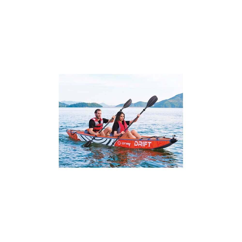 kayak gonflable zray drift mypiscine. Black Bedroom Furniture Sets. Home Design Ideas