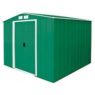 Abri de jardin métal Vert Pin Duramax - 4,75 m²