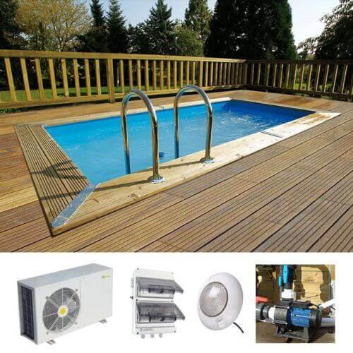 piscine bois urban pool