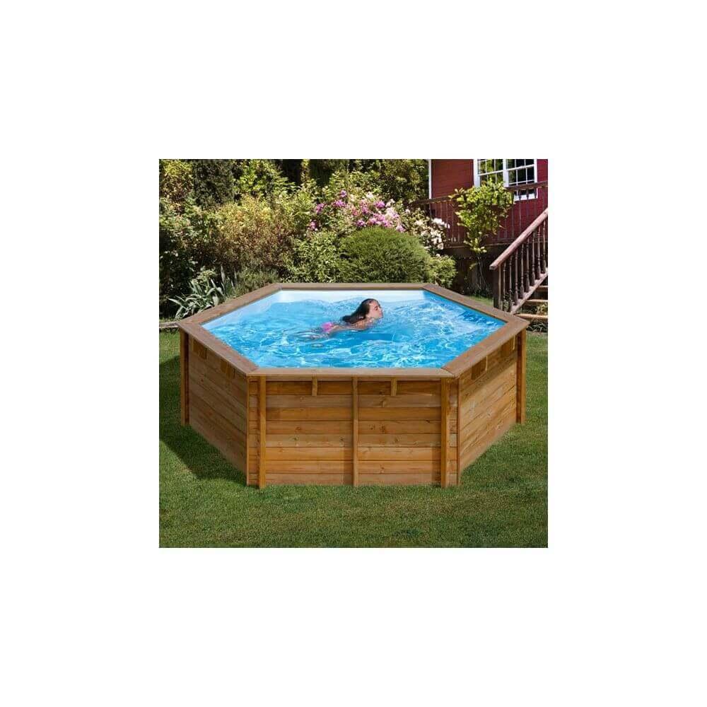 piscine bois lili
