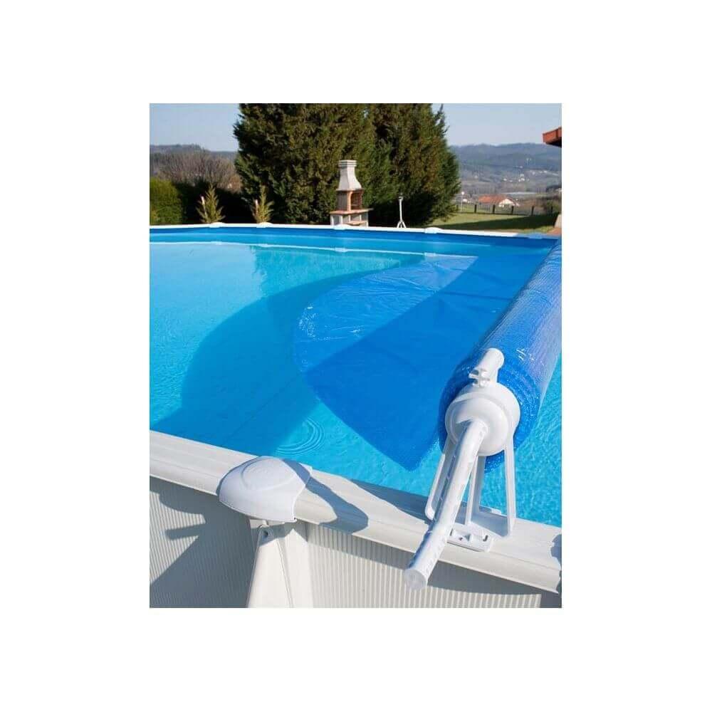 enrouleur pour piscine hors sol acier et bois mypiscine. Black Bedroom Furniture Sets. Home Design Ideas