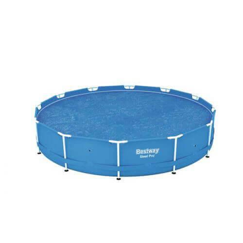 Bâche à bulles piscine Bestway Ø 366 cm ronde