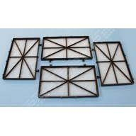 Kit 4 Cartouches Printemps 100 Microns Supreme M4, M5, Explorer, Zenit 20