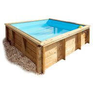 Piscine Tropic Junior - 2 x 2 m