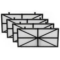 4 Cartouches filtrantes 50 Microns (Supreme M4 / M5 / Explorer / Zenit 20)